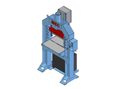 Serie MDC - Macchine per rifiniture di spacco o produzione di liste in automatico